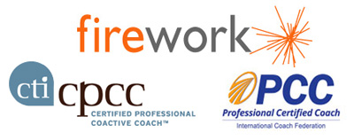Certified Professional Executive, Life and Career coach - Firework program, CTI CPCC, PCC International Coach Federation