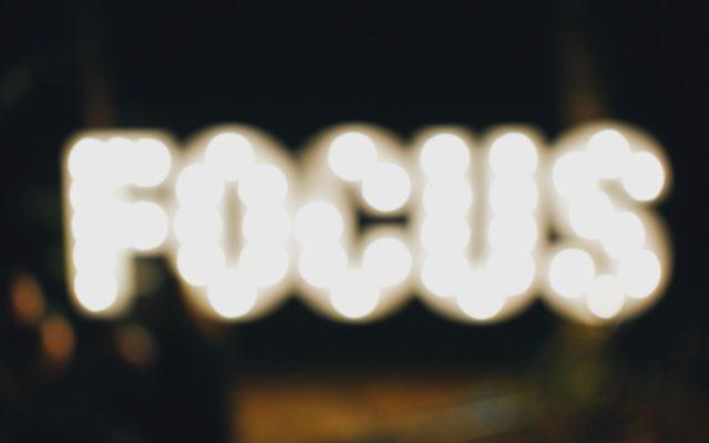 Executive Coaching - Focus